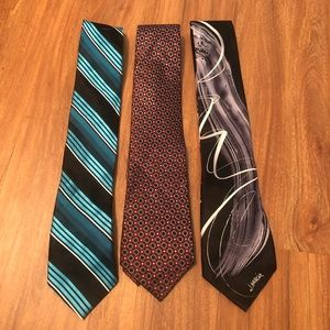 Other - Colorful tie bundle